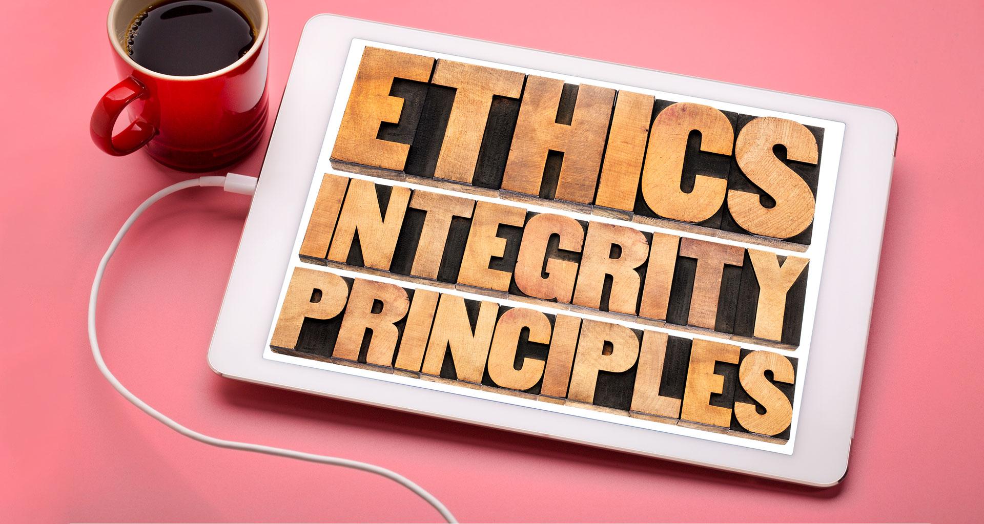 Il codice etico di WWG