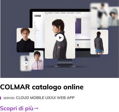 COLMAR catalogo online B2B