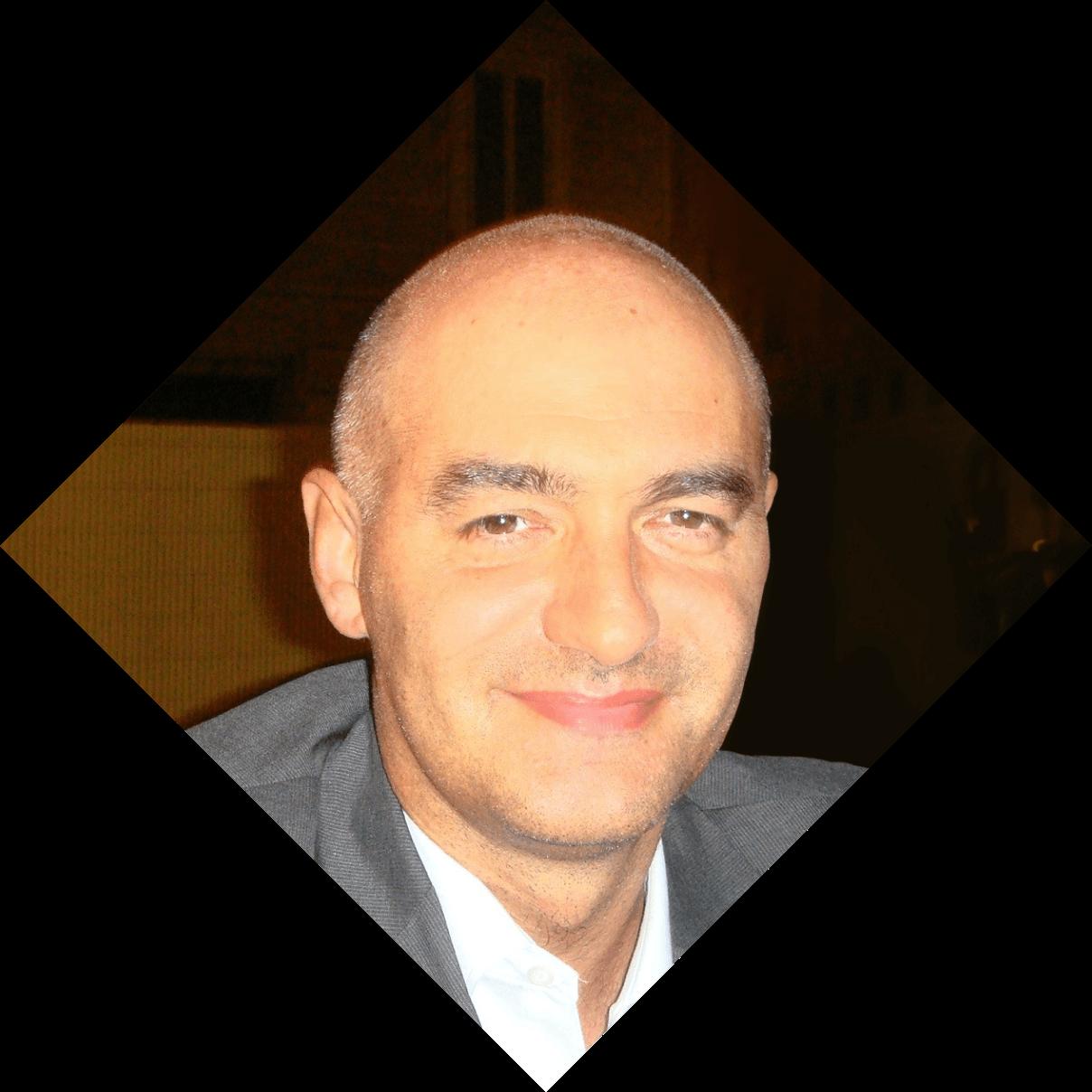 ALBERTO ZANCHI, <br> CFO