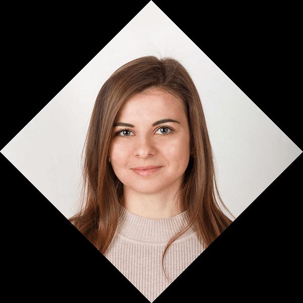 KHRYSTYNA TYMOFIYCHUK, Digital Marketing