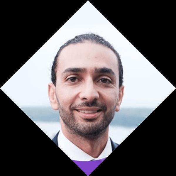 MOHAMED DERAMCHI, <br>CEO & Founder